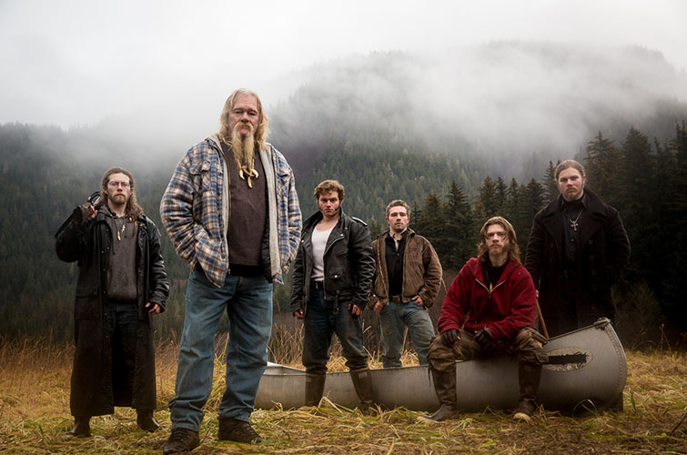 Reality Television Editors: Alaskan Bush People