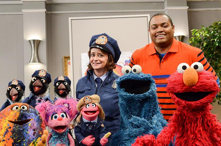 Television Editors: Sesame Street