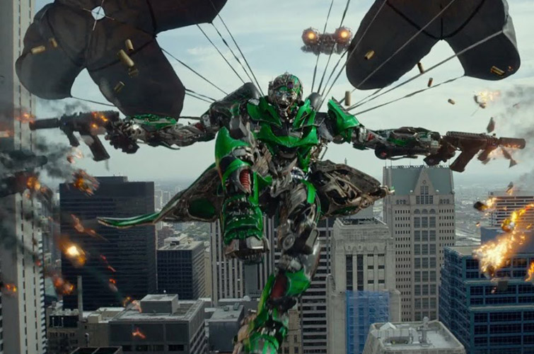 Film Editing Lessons: Transformers, Age of Extinction