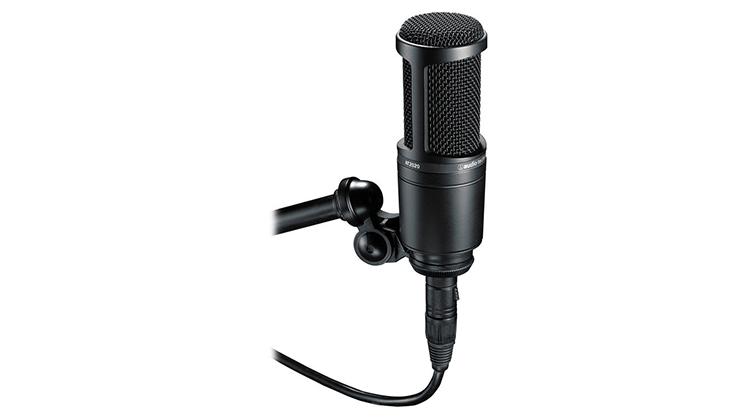 R10 Audio Accessories Under $100: Audio Technica Mic