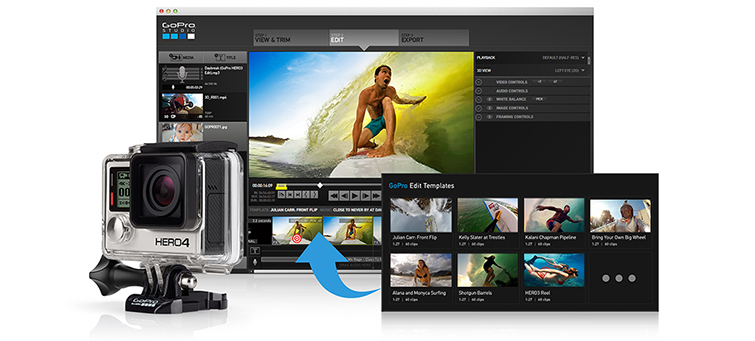 Is Online Video Editing the Future? GoPro Studio
