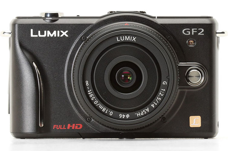 Building a $100 Cinema Camera: Lumix GF2