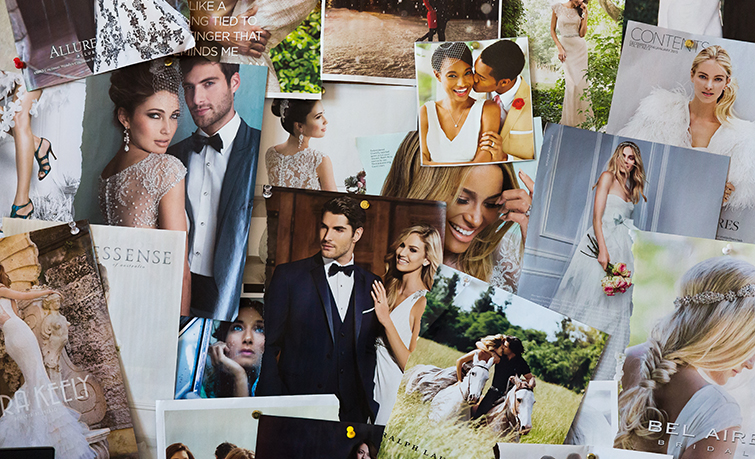 6 Marketing Tips for Wedding Videographers: Don't rely solely on wedding magazines
