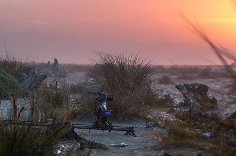 Stunning Timelapse Sunset