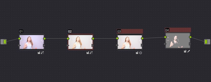 1. Compound Node Selection