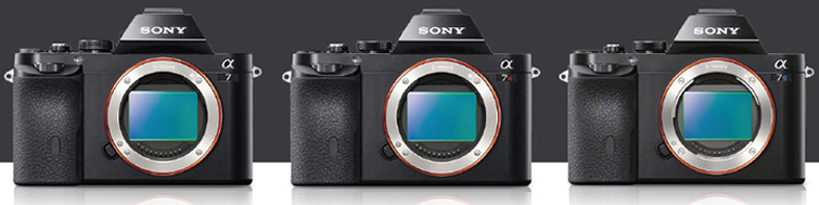 Have Mirrorless Cameras Killed the DSLR? Alpha a7 series