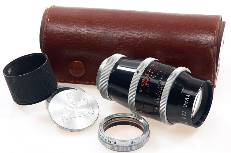 Using Vintage Film Lenses on Micro 4/3 Cameras: Old School Lens Kit