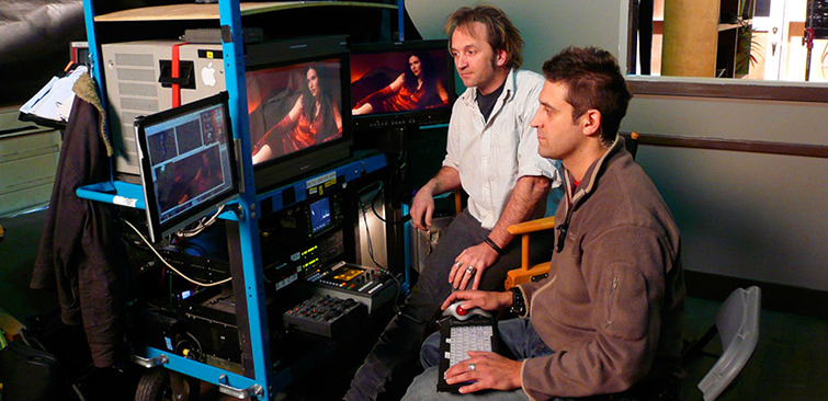 The Evolving Roles of a Digital Imaging Technician: On Set