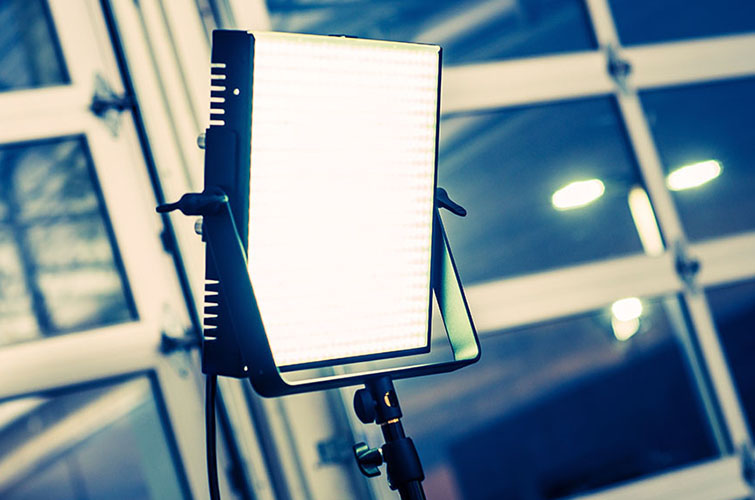 Translating Your Photography Skills to Cinematography: LED Lighting