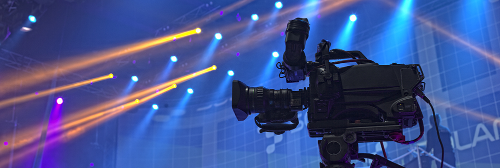 14 Tips for Shooting Live Stage Events: Large Production Camera