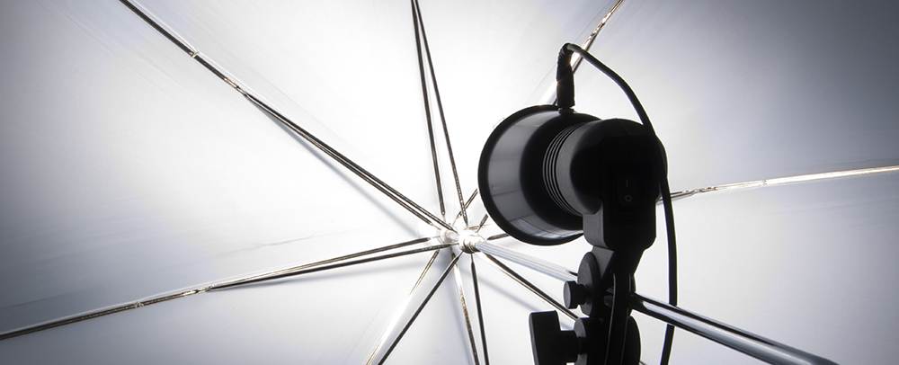 Cinematography Tip: How to Create Soft Diffused Light: Umbrella Light