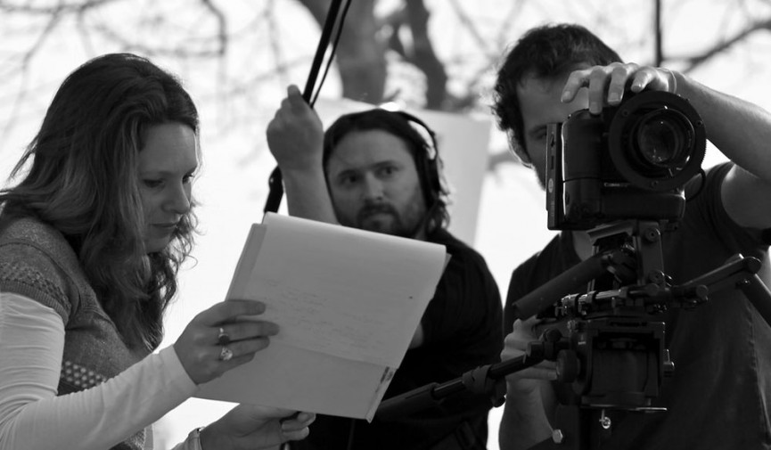 film crew cover