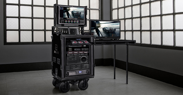 The Evolving Roles of a Digital Imaging Technician: DIT CART