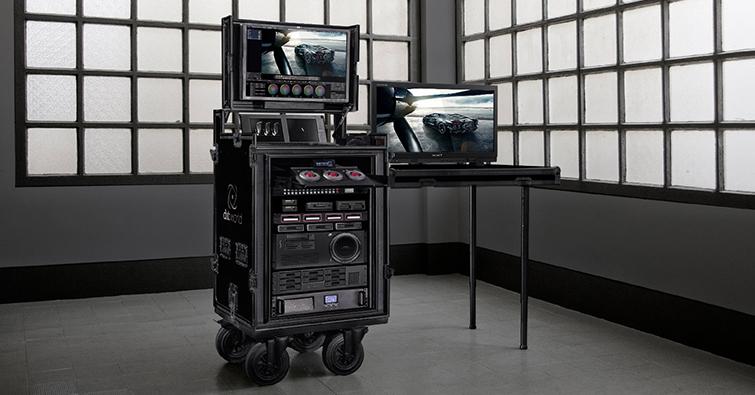 The Evolving Roles of a Digital Imaging Technician: DIT CART