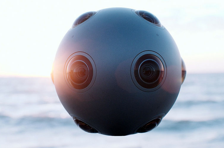 3 Top Options for Capturing Awesome VR Footage: nokia OZO