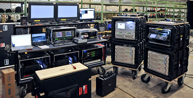 The Evolving Roles of a Digital Imaging Technician: On Set @ Red Tails