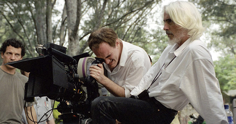 8 Cinematographers Behind Famous Directors: Rob Richardson with Tarantino