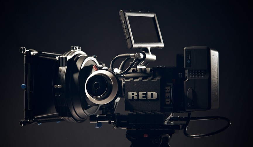 RED SCARLET COVER