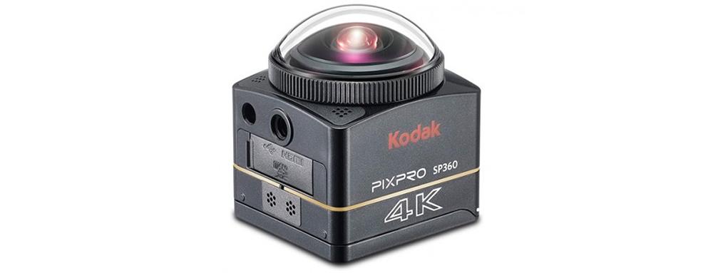 360 Kodak Camera