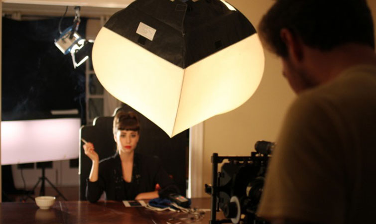 Add Beautiful Light to Your Scenes With a China Ball:  Softbox