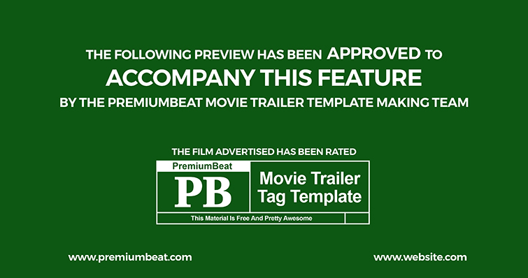 Custom Trailer Tag Preview