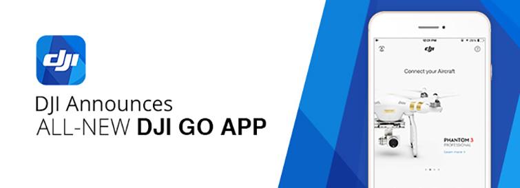 DJI-GO App