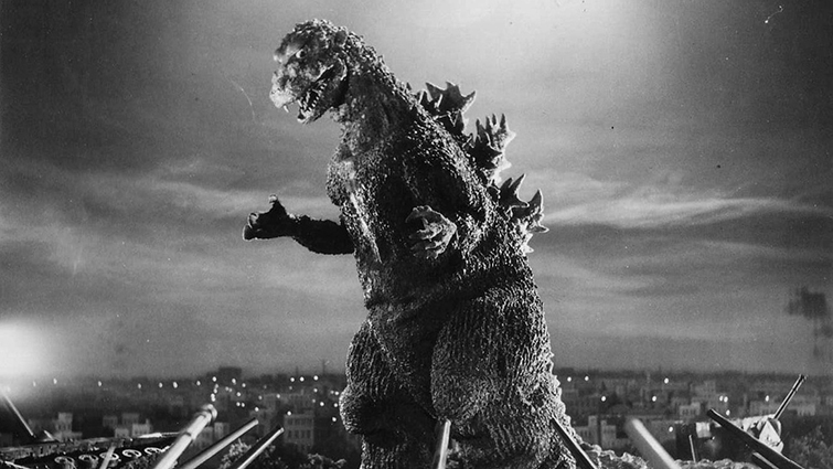 From Godzilla to R2D2: Japan's Influence on Modern Cinema: Gojira 1954