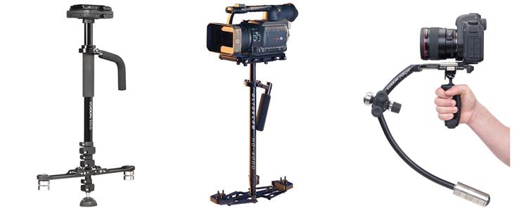 Shooting Wedding Videos: Handheld Stabilizer