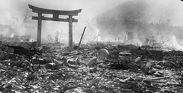 From Godzilla to R2D2: Japan's Influence on Modern Cinema: Japan Hiroshima Aftermath