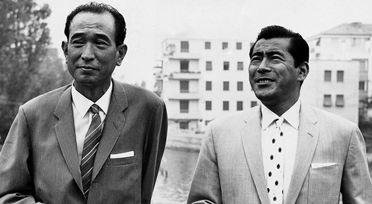 From Godzilla to R2D2: Japan's Influence on Modern Cinema: Kirosawa Mifune