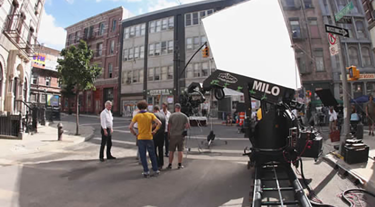 Cinematography: The Awesome Robots Behind the Camera: Milo Rig