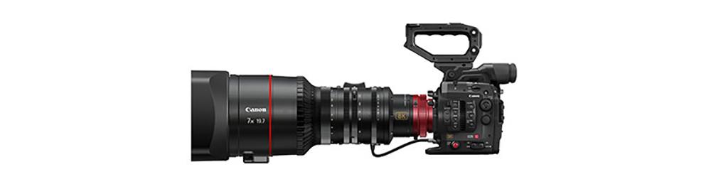New Canon EOS Camera