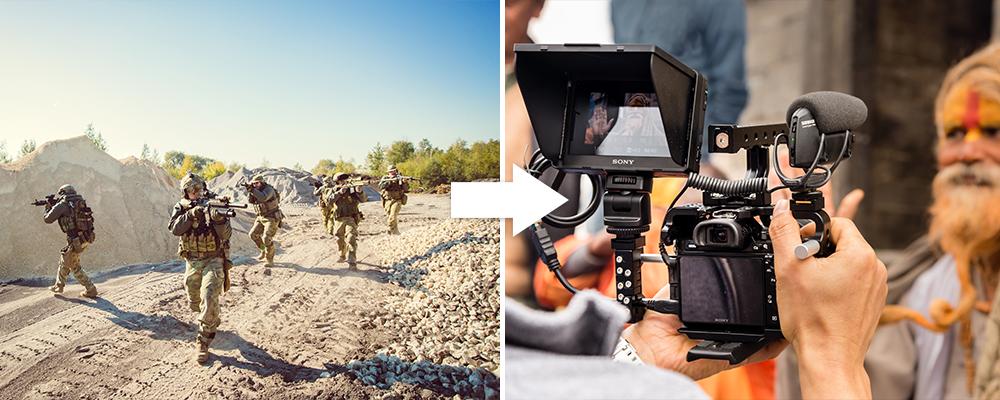 Learn the Lingo: 15 Weird Filmmaking Terms - Run and Gun