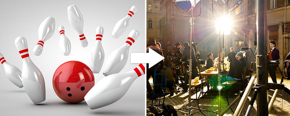 Learn the Lingo: 15 Weird Filmmaking Terms - Strike