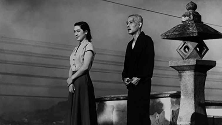 From Godzilla to R2D2: Japan's Influence on Modern Cinema: Tokyo Story