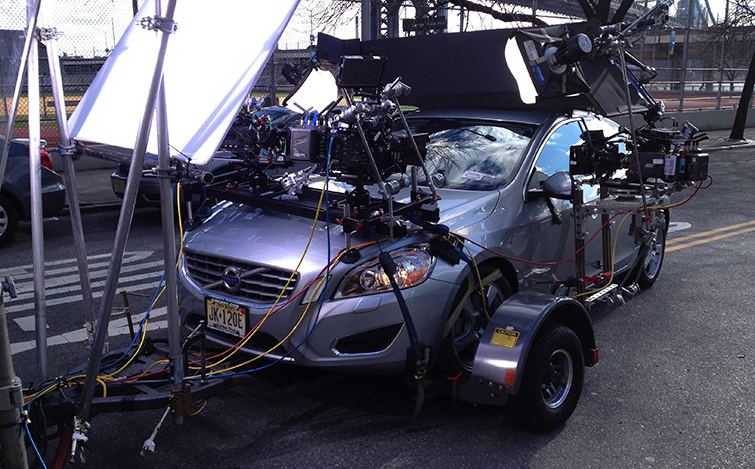 Camera Cars & Trailers - Tow Dolly Camera Cars