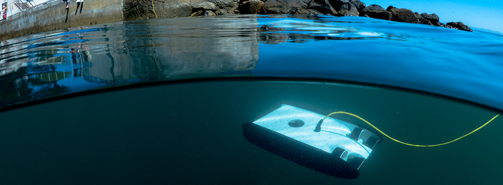 This New Drone Can 'Fly' Underwater: The Trident