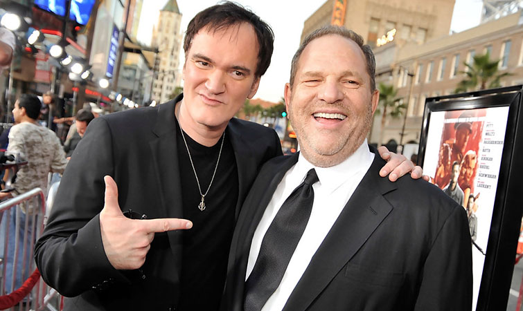 What All Producers Need to Understand About Working With Directors: Tarantino and Weinstein