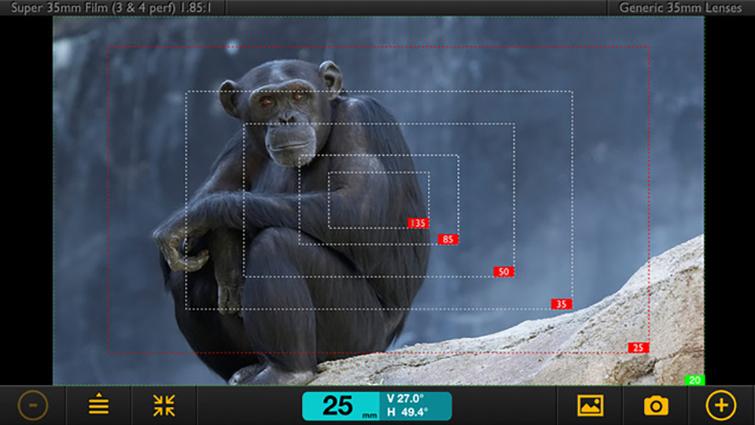 Artemis ViewFinder App
