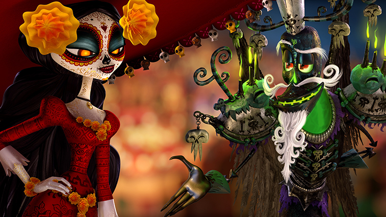 Mexican Culture in Film: Book of Life