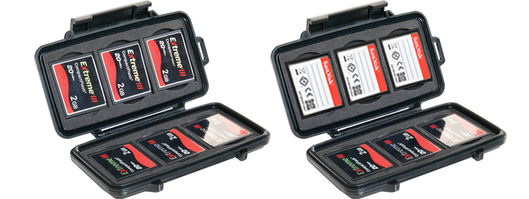 4 Simple Tricks to Keep Track of Memory Cards on Set: Case CF Card