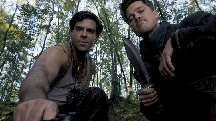 Low-Angle Shot: Inglourious Basterds