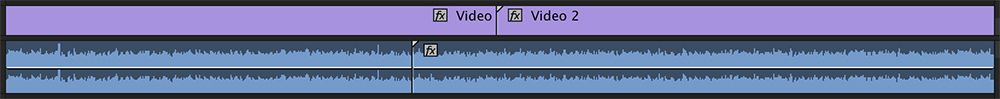 Video Editing: What are J-Cuts and L-Cuts: J-cut