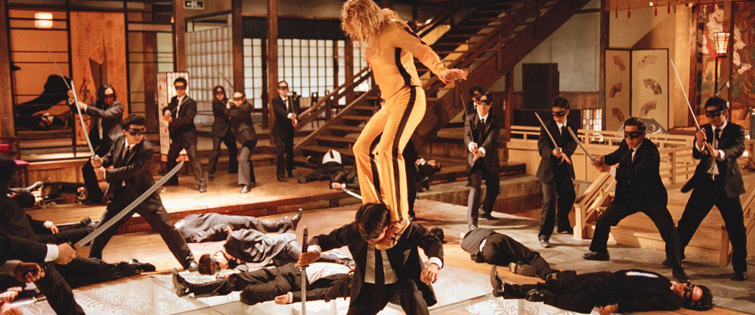Frame Action Sequences Like a Seasoned Director: Kill Bill Fight Scene