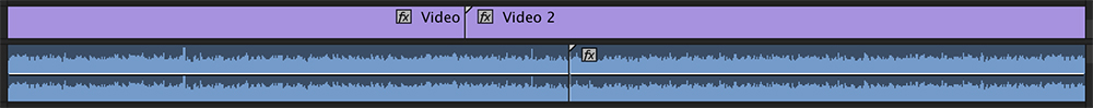 Video Editing: What are J-Cuts and L-Cuts: L-cut