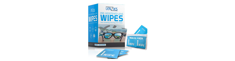 Lens Cleaning Tools: Lens Wipes