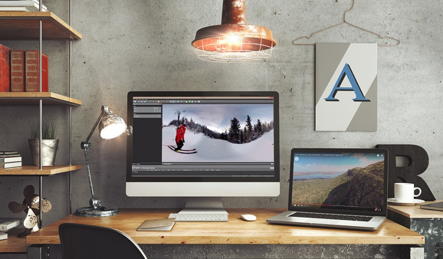 Make 360-Degree Video