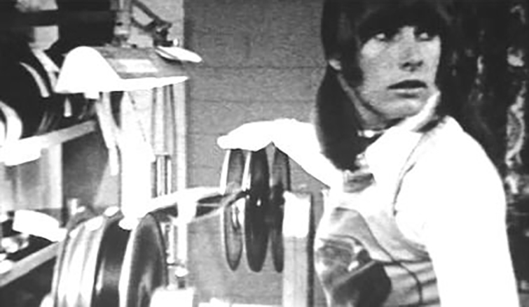 5 Editors that Broke the Hollywood Studio System: Marcia Lucas Editing