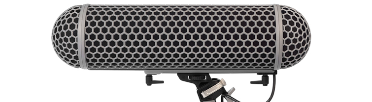 Video Production Mics: Rode Blimp Accessory