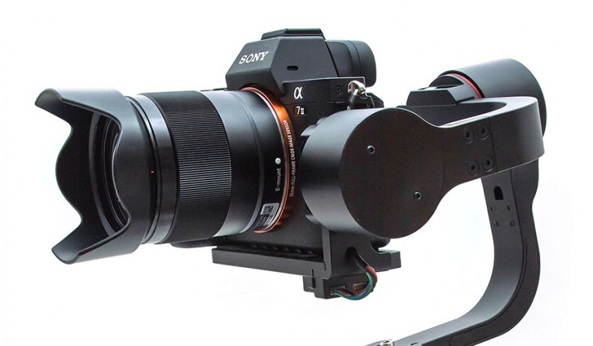 Small Gimbals for Video Production